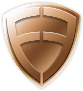 Bronze: Donate at least $100 to earn this badge.