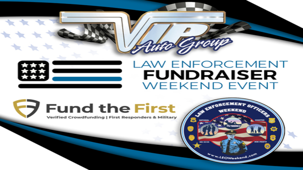 March For Heroes - Vehicle Fundraiser