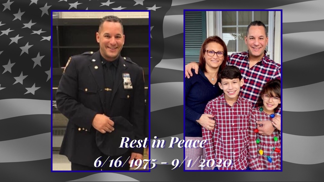 Rest in Peace - NYPD Police Officer Mike Geraldi