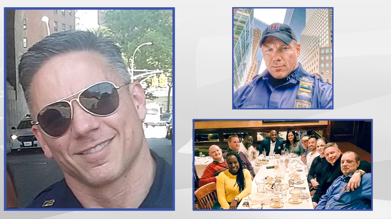 NYPD Detective Diagnosed with Cancer - Please Donate to Help!