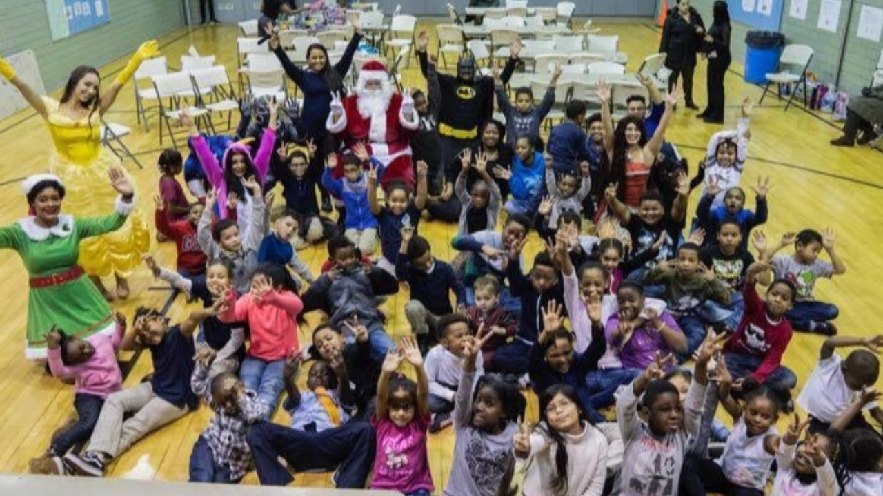 Childrens Aid Annual Toy Drive