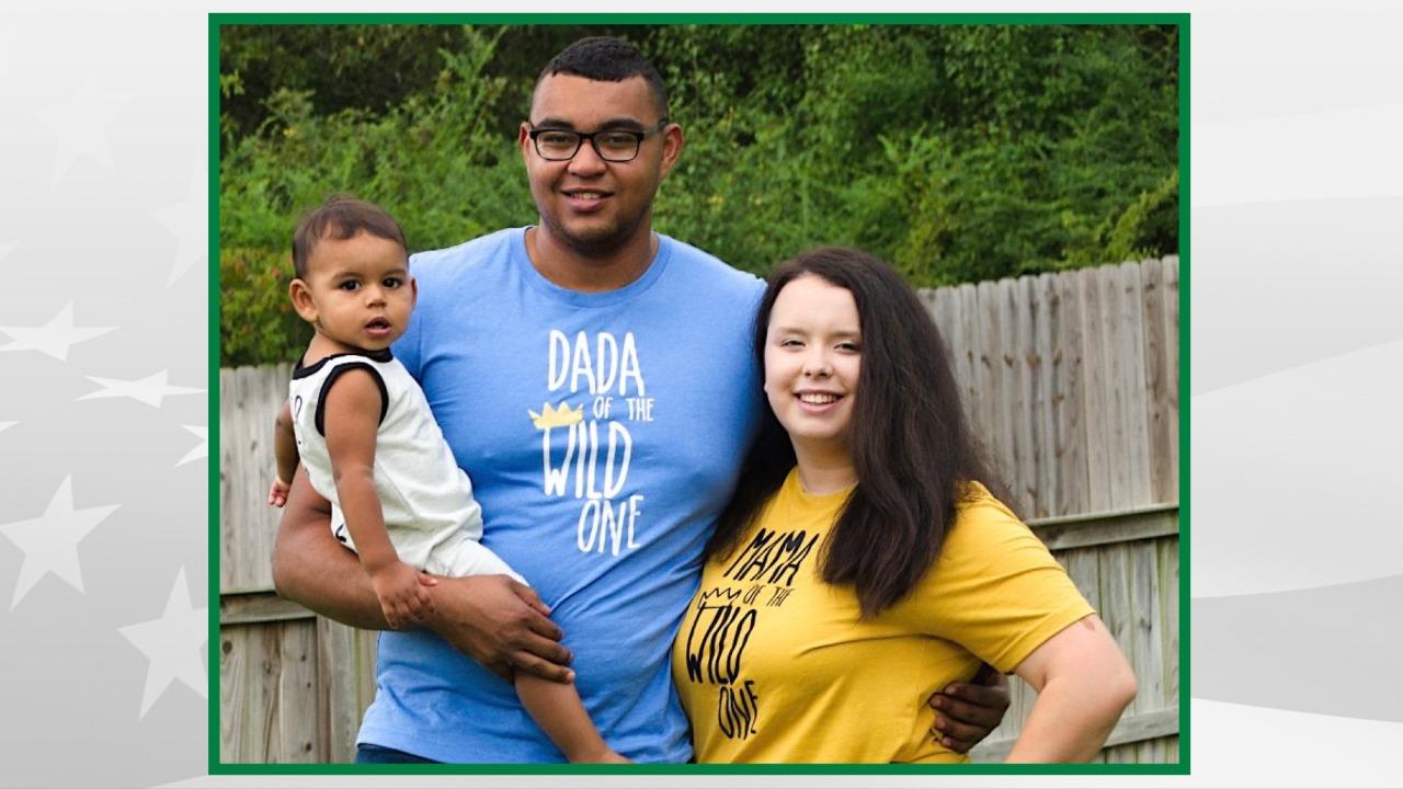 The Shaddock Family