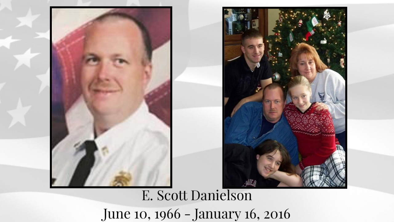 Line of Duty Death - Scott Danielson
