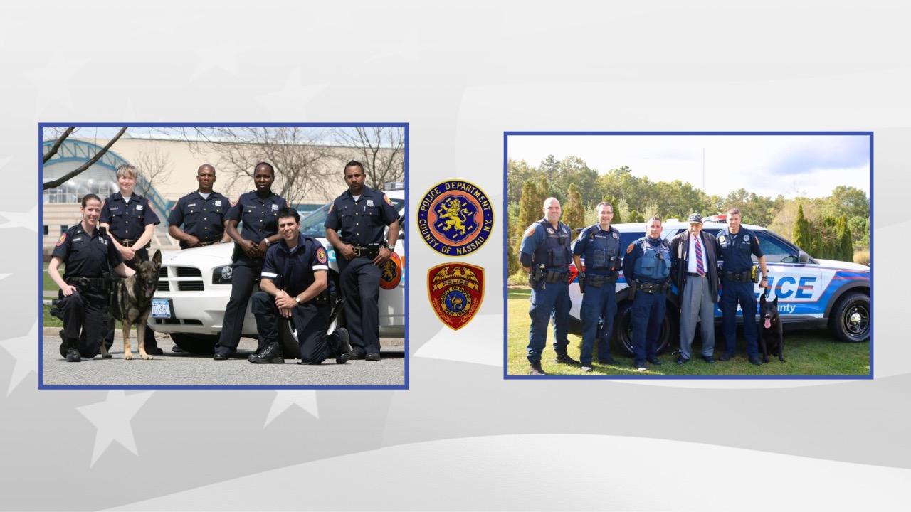 #FeedtheFirst - NCPD 8th Precinct & SCPD 1st Precinct