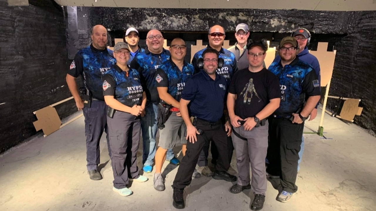 NYPD Action Shooting Team Fundraiser for the 2022 World Police and Fire Games