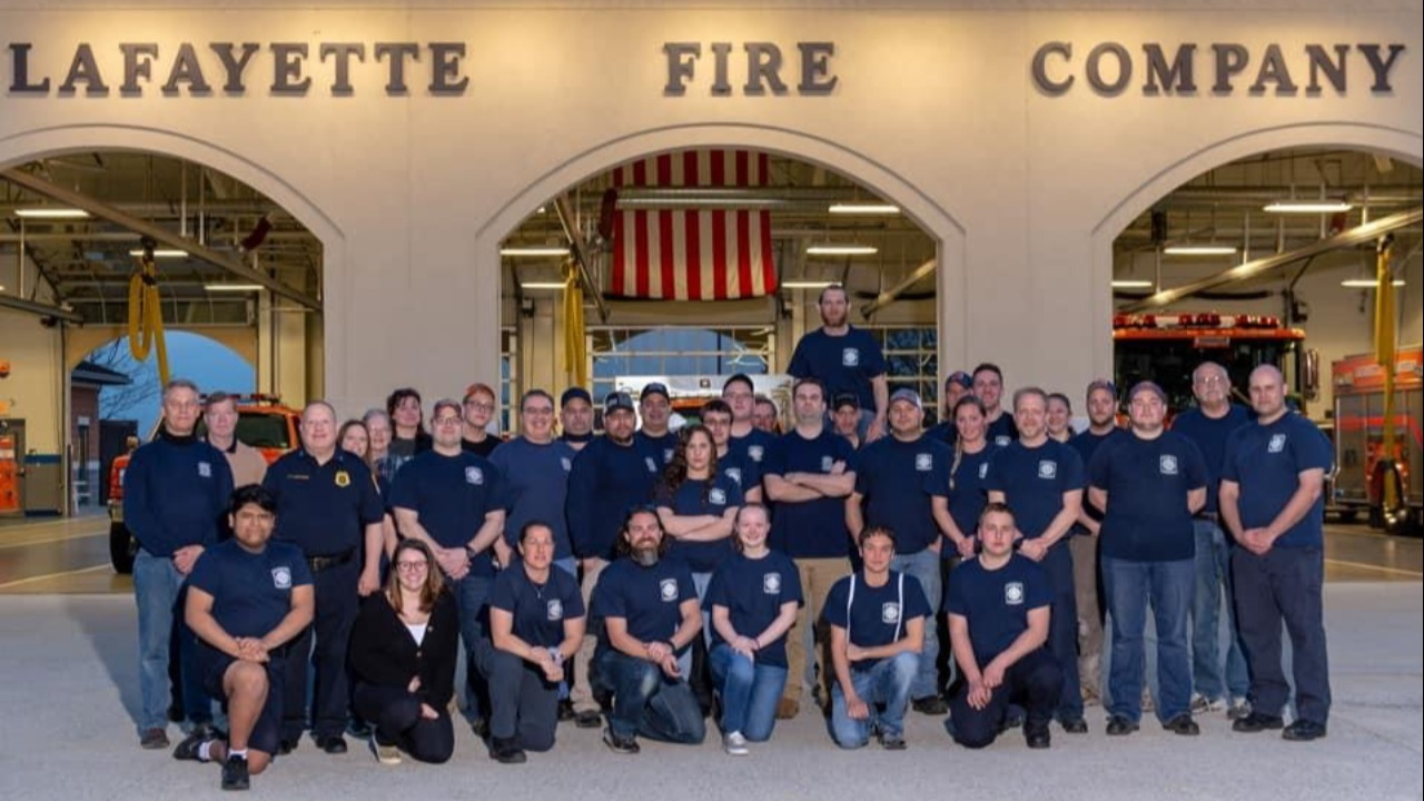 Help Lafayette Fire Company
