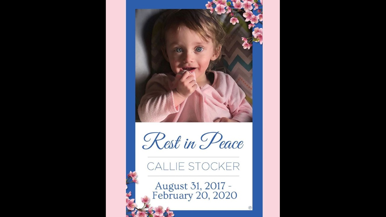 Untimely Passing of Callie Stocker, Daughter of Brynith and NYPD Sergeant Jason