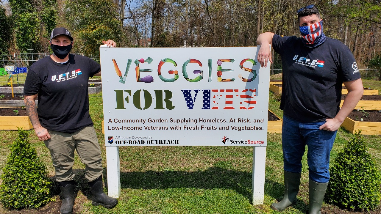 Veggies for Vets