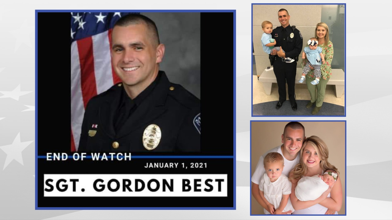 Fallen Officer Sgt Gordon William Best