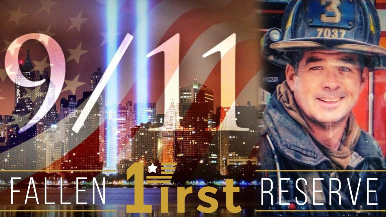 In Honor of the 20th Anniversary of September 11, 2001