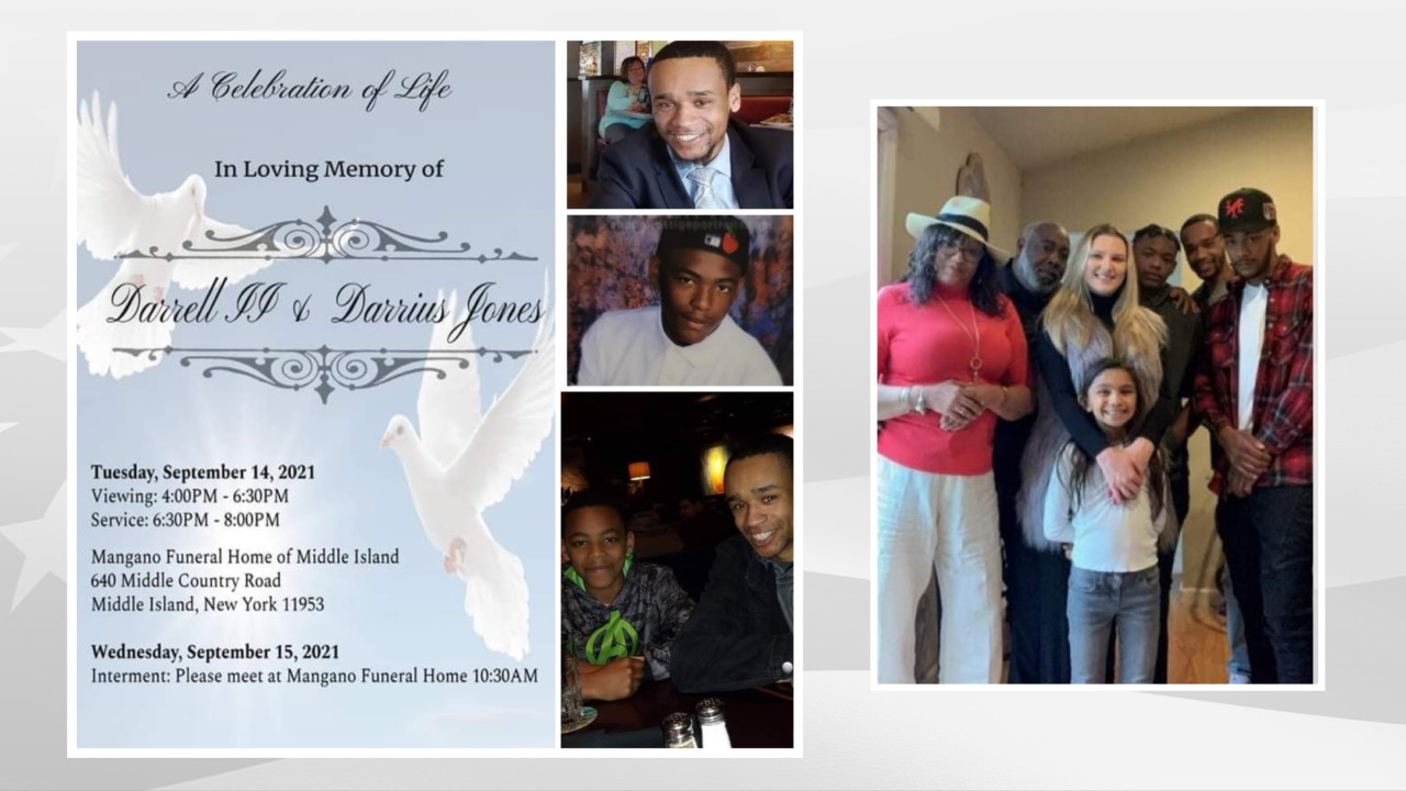 Show your love and support for the Jones Family