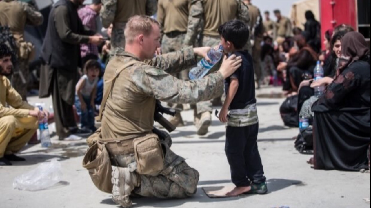 USMC Welcome Home Care Packages