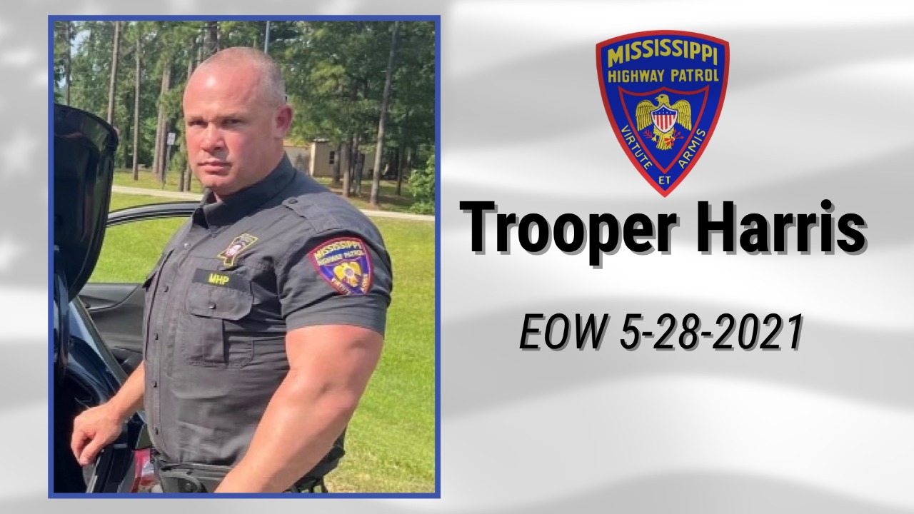 Mississippi Highway Patrol Trooper Line Of Duty Death