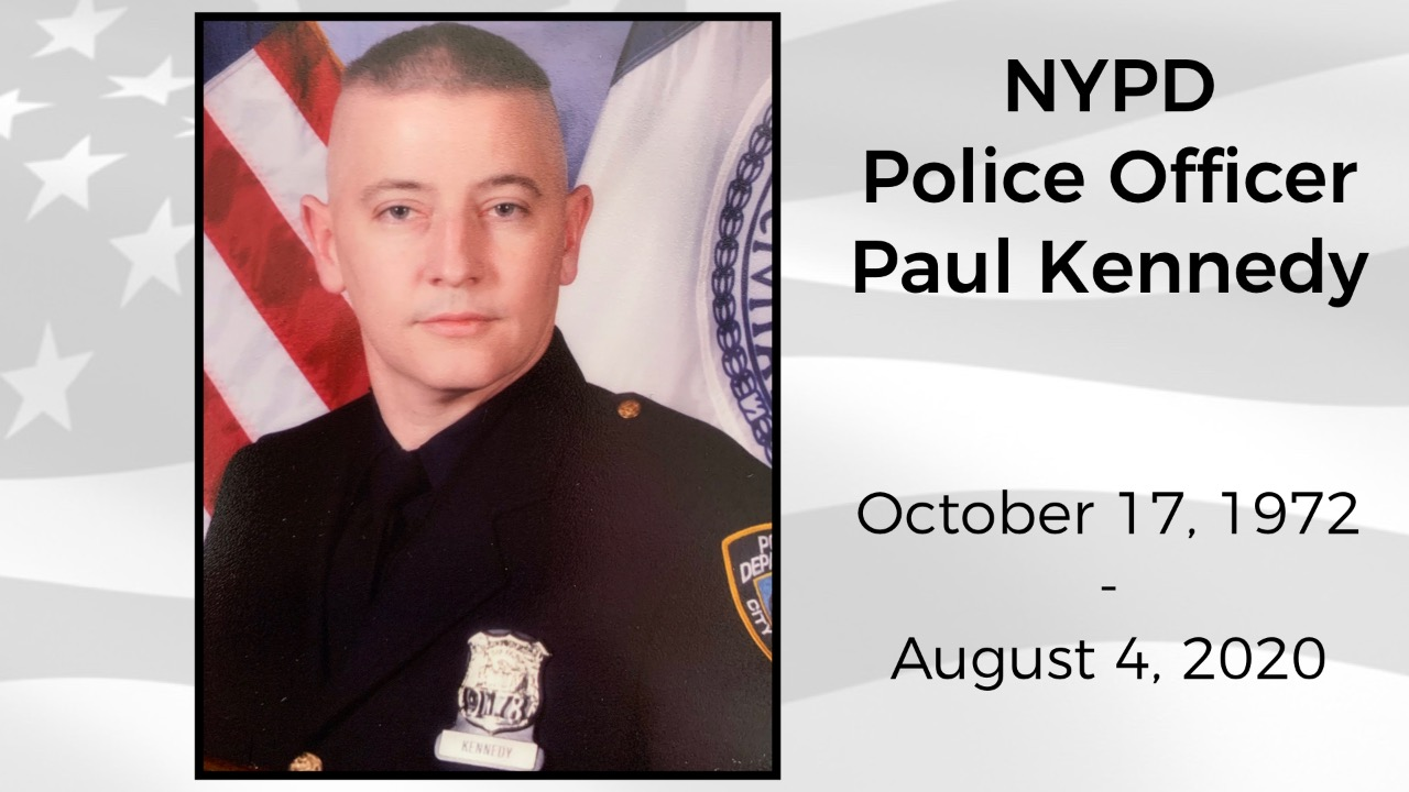 Sudden Death of NYPD Police Officer Paul Kennedy