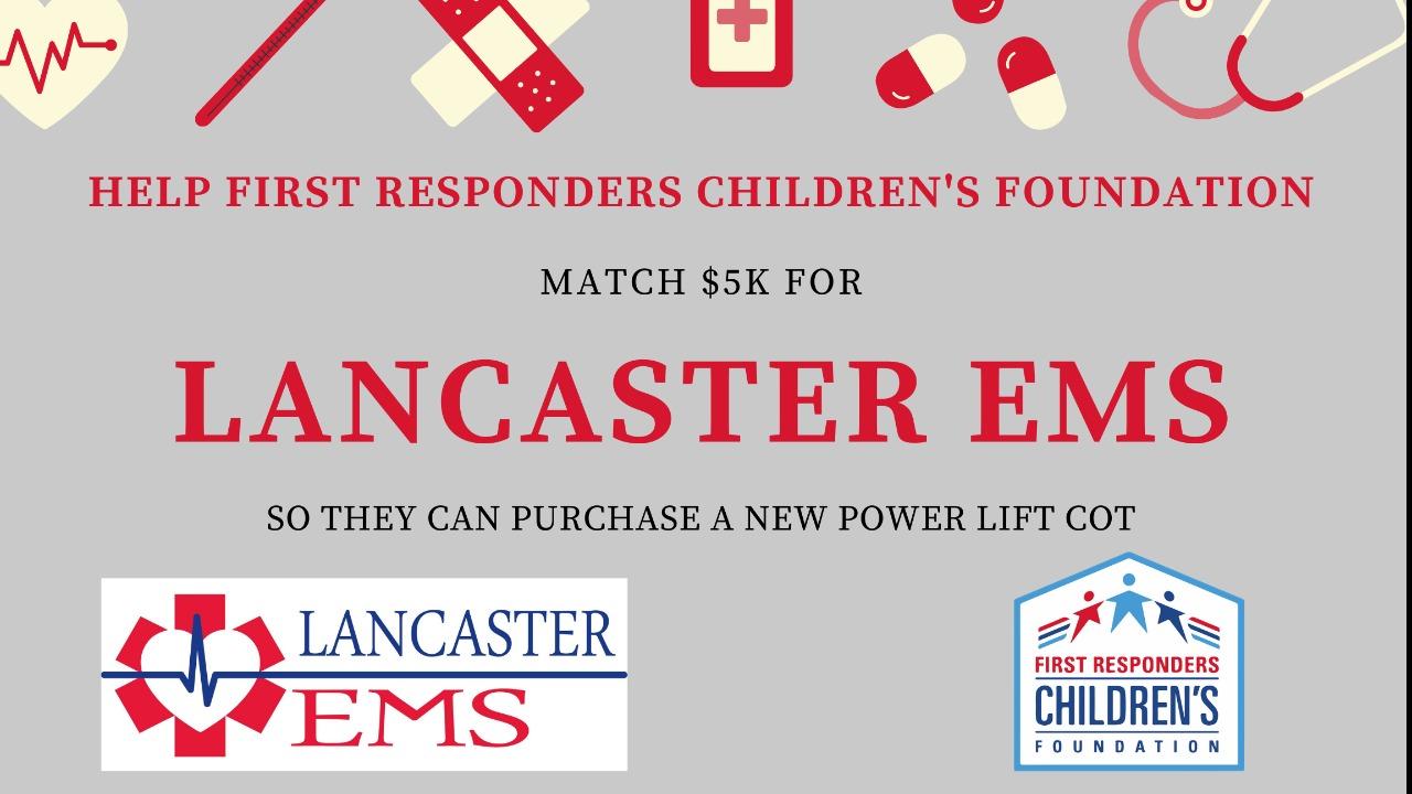 Help Lancaster EMS