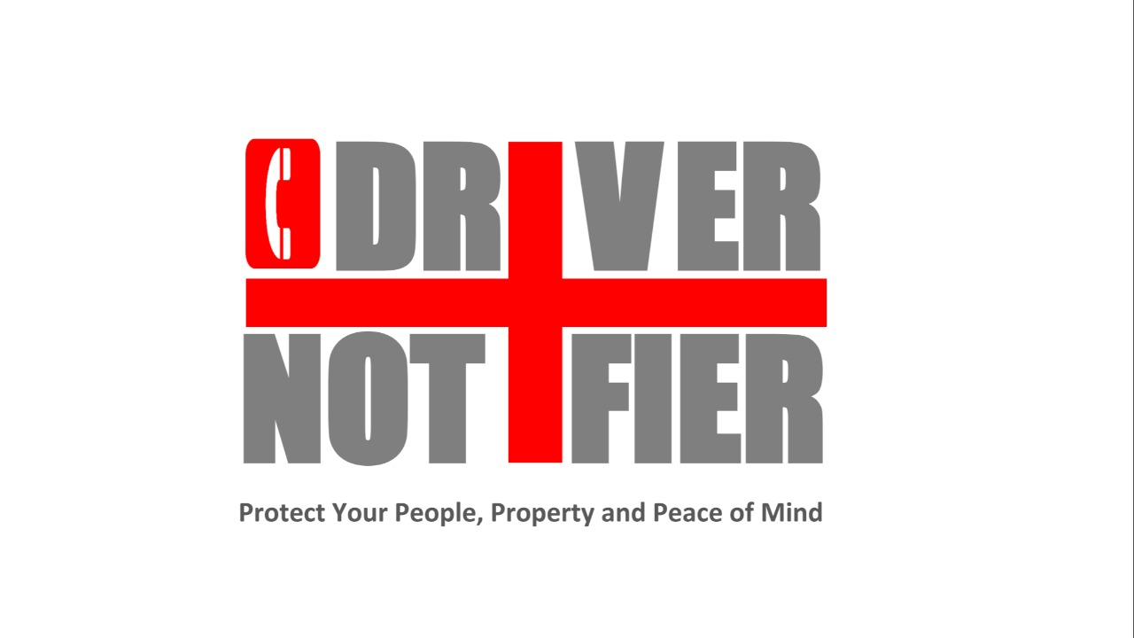 DriverNotifier™:  Protect Your People, Property and Peace of Mind