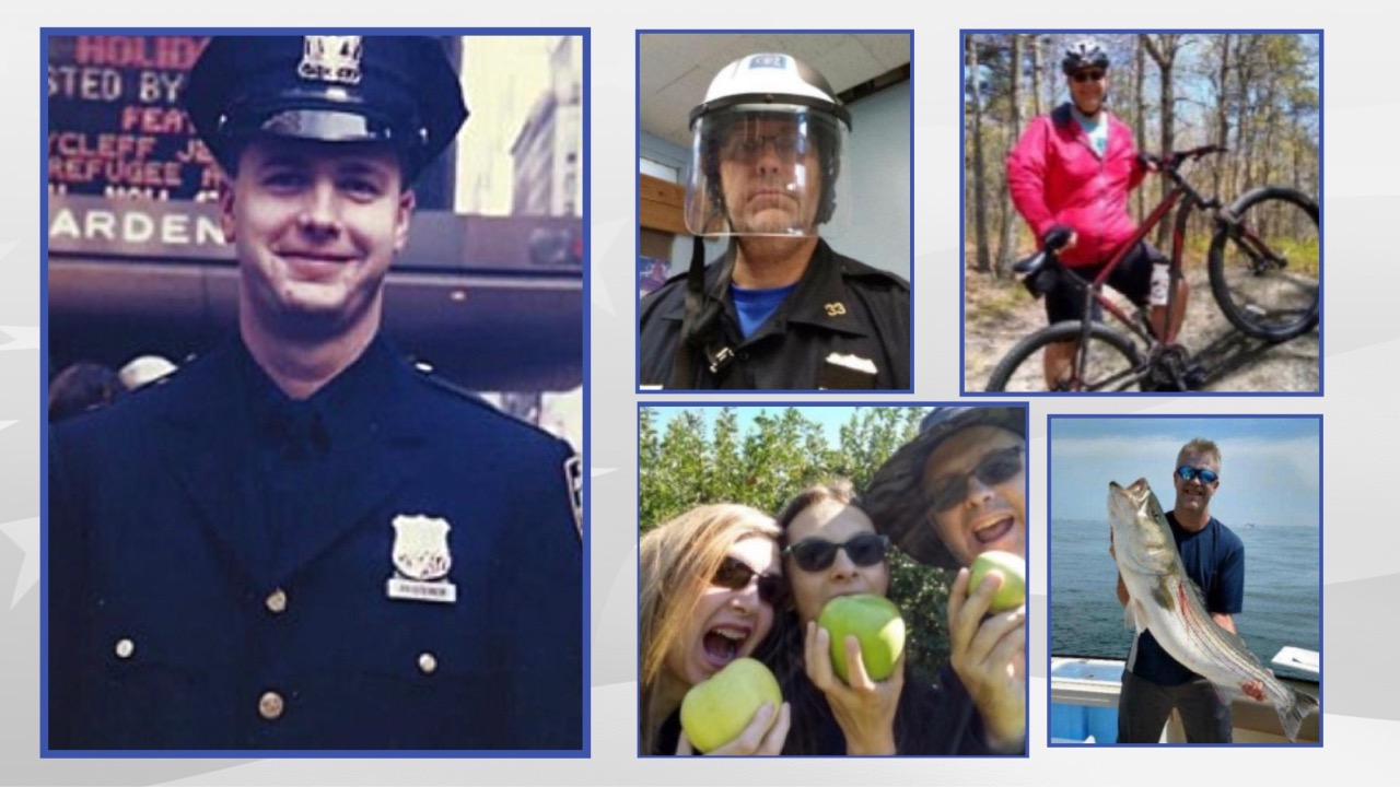 NYPD OFFICER PFISTERER'S BATTLE WITH STAGE 3 COLON CANCER