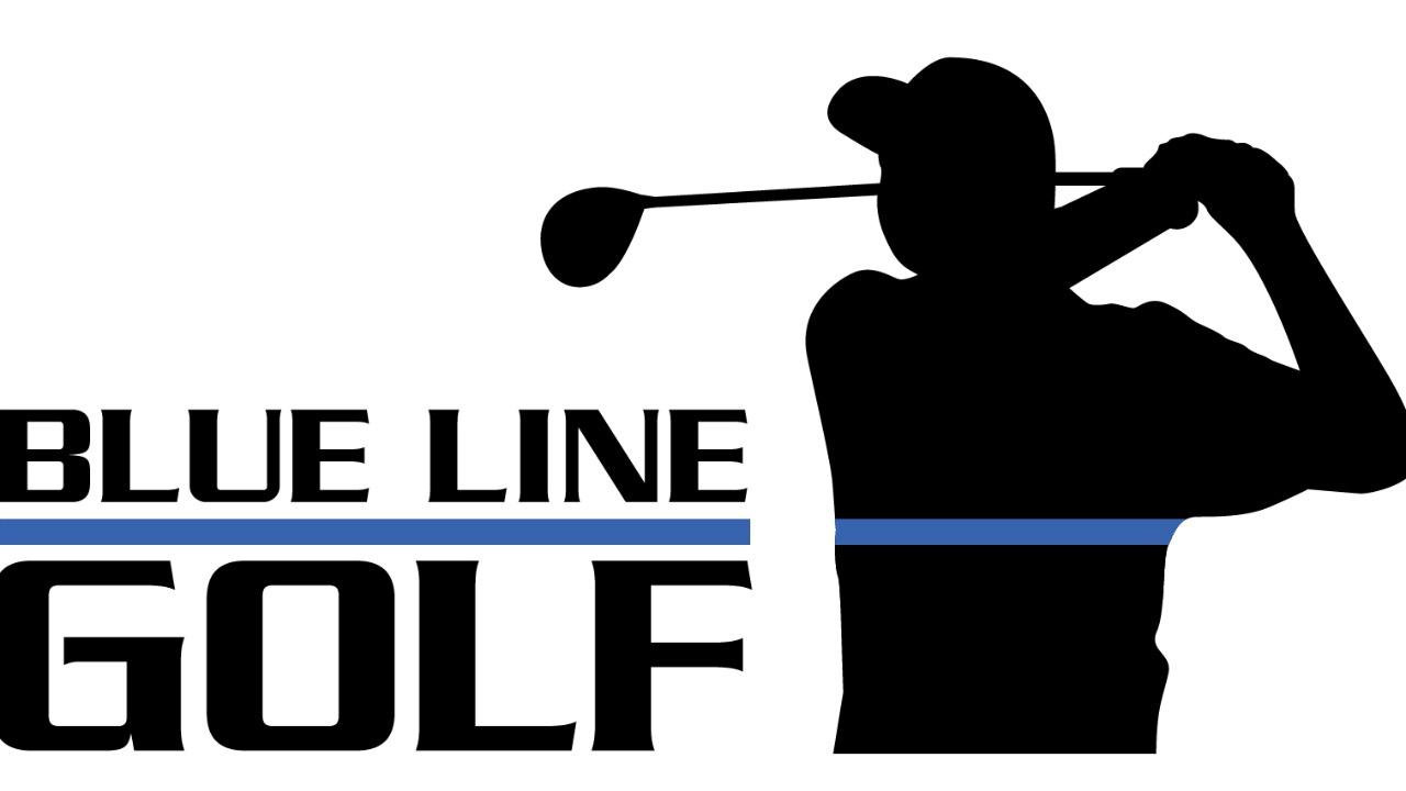 Support Blue Line Golf