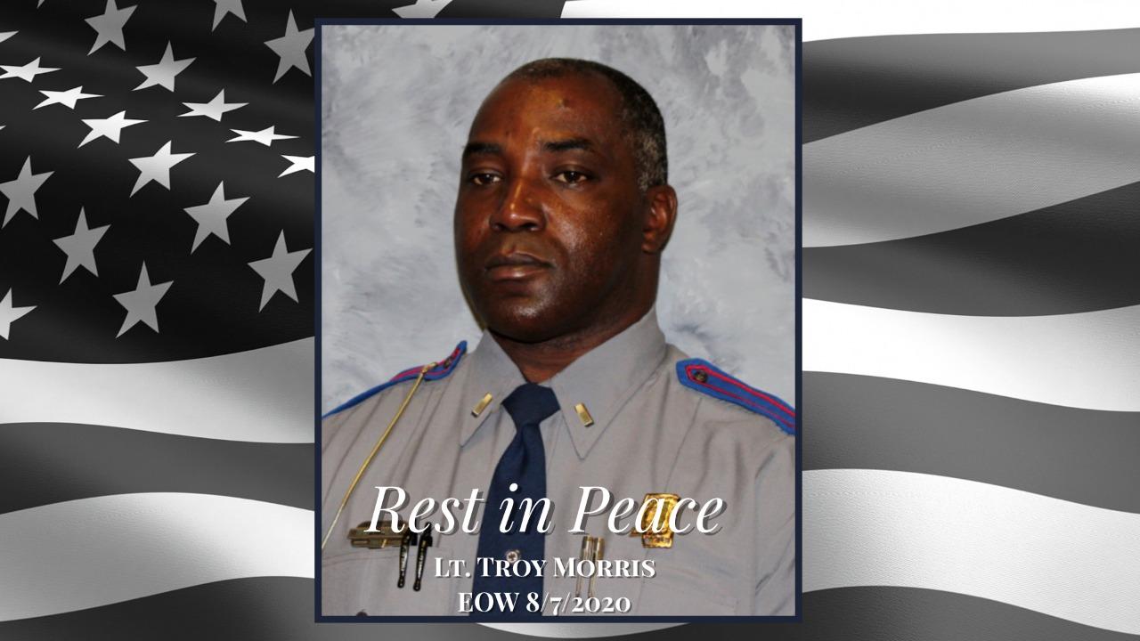 27-Year Law Enforcement Veteran Murdered
